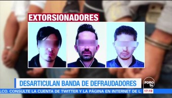 Policía Federal PF, seis personas, vinculadas, fraudes cibernéticos