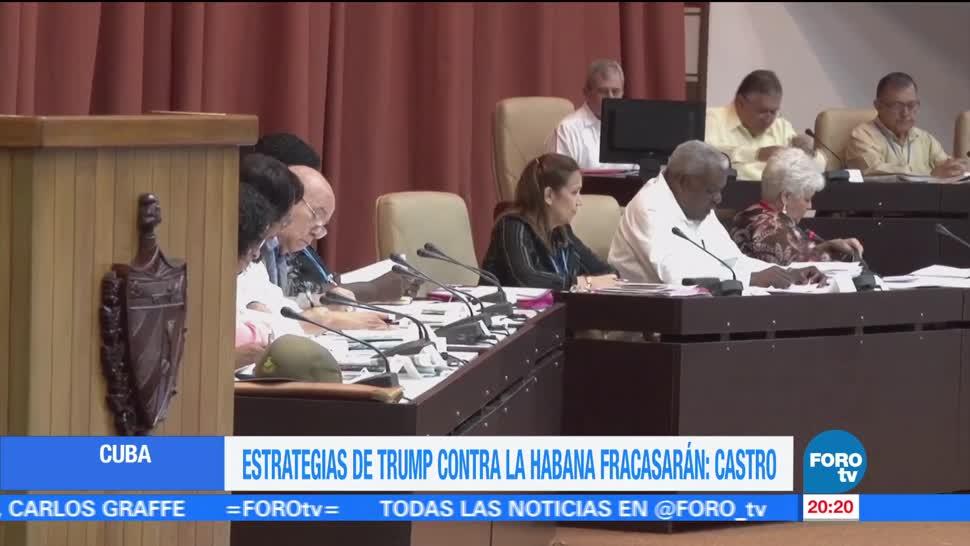Estrategias, Trump, Cuba, fracasarán, Estados Unidos, Raúl Castro