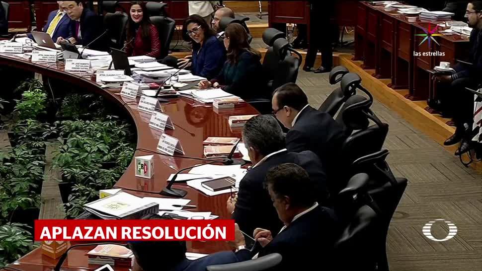 INE, aplaza, resolución, elección, Coahuila, gastos electorales
