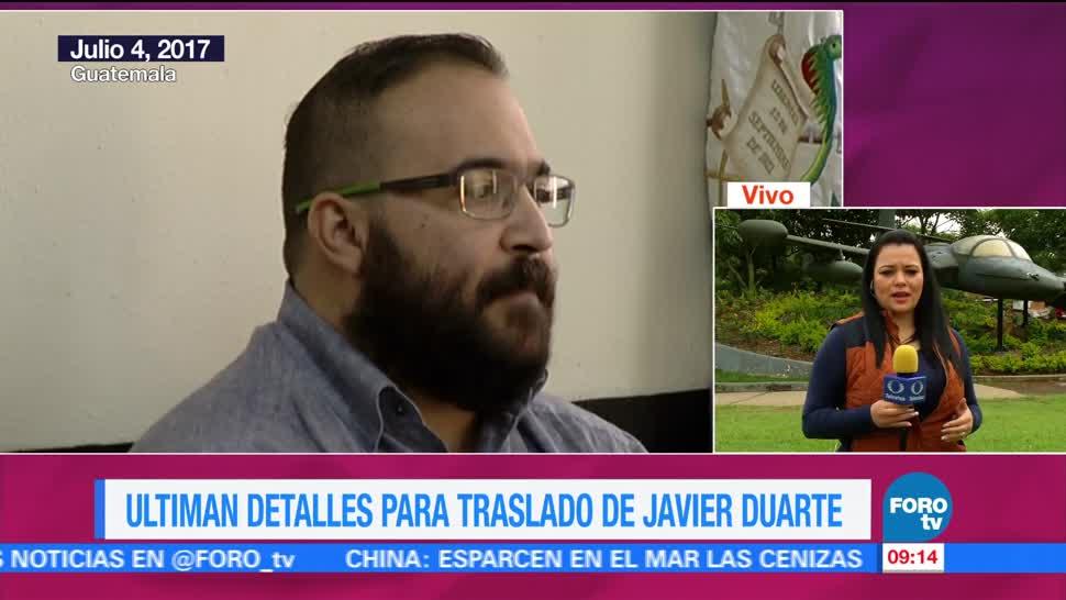 Lisa María Lou, Guatemala, extradición Javier Duarte, autoridades guatemaltecas