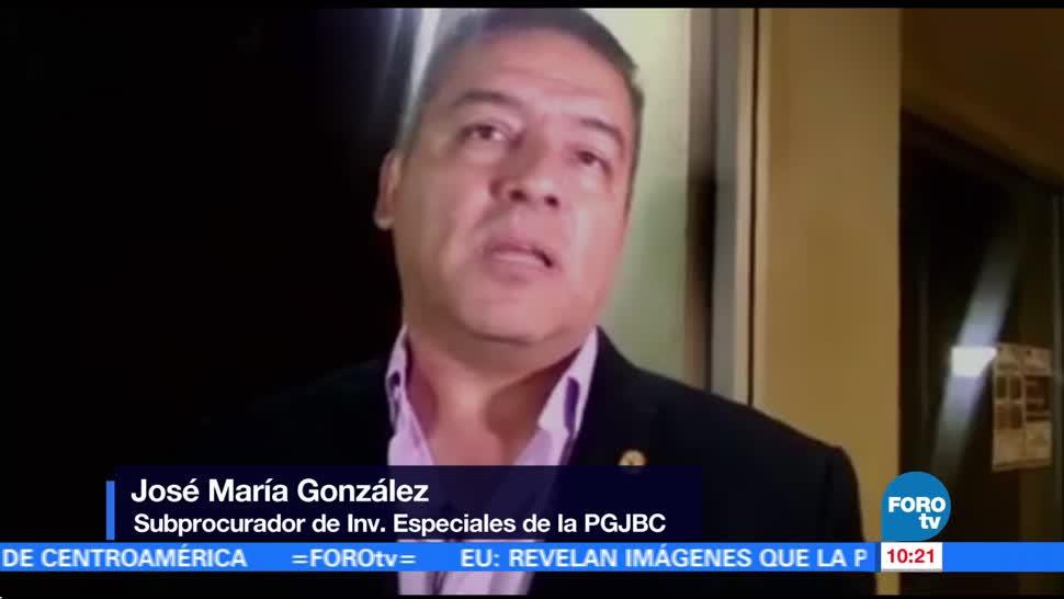 Procuraduría General Justicia, Baja California, Detienen, doctora Alma Angélica Ciani González