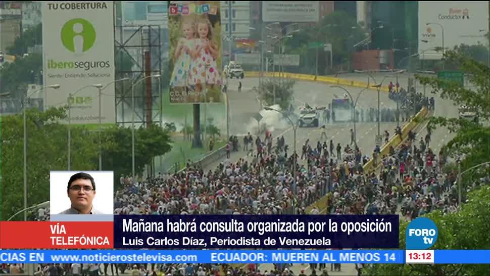 Alistan, consulta, Asamblea Constituyente, Venezuela