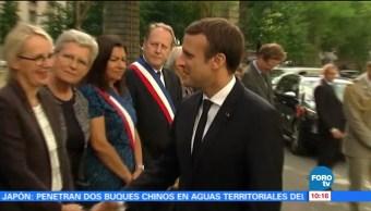 presidente francés, Emmanuel Macron, 75 aniversario, redada contra judíos