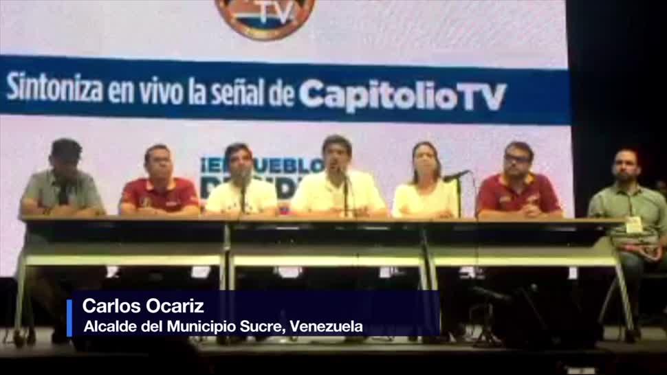 ataque en Sucre, Venezuela, un muerto y tres heridos, plebiscito