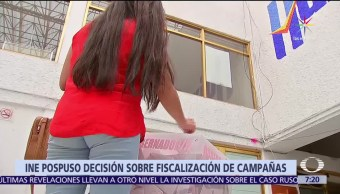 Consejo General del INE, 918 mil pesos, PRI de Coahuila, votantes