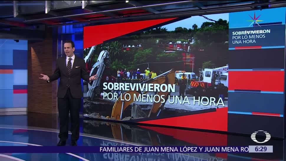 Guatemala, Javier Duarte, Graco Ramírez, socavón del Paso Express