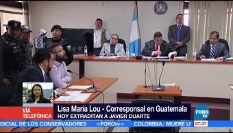 exgobernador de Veracruz, Javier Duarte, Guatemala, México, PGR