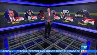 Enrique Campos, cronología, detención, extradición, exgobernador de Veracruz, Javier Duarte