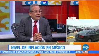 Luis Soto, nivel de inflación, México, poder adquisitivo