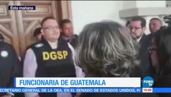 ex gobernador, Javier Duarte, llega a México, enfrentar su proceso
