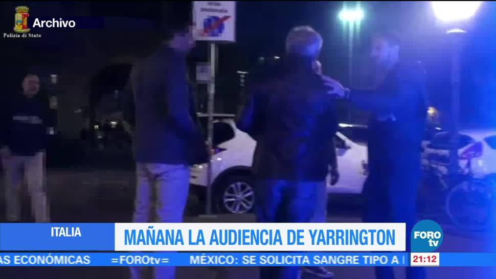 noticias, forotv, Yarrington, enfrenta proceso, extradición, Italia