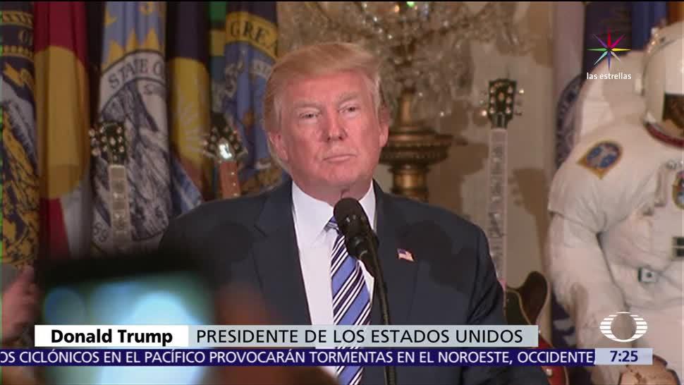 Donald Trump, Casa Blanca, semana 'Made in America', productos fabricados