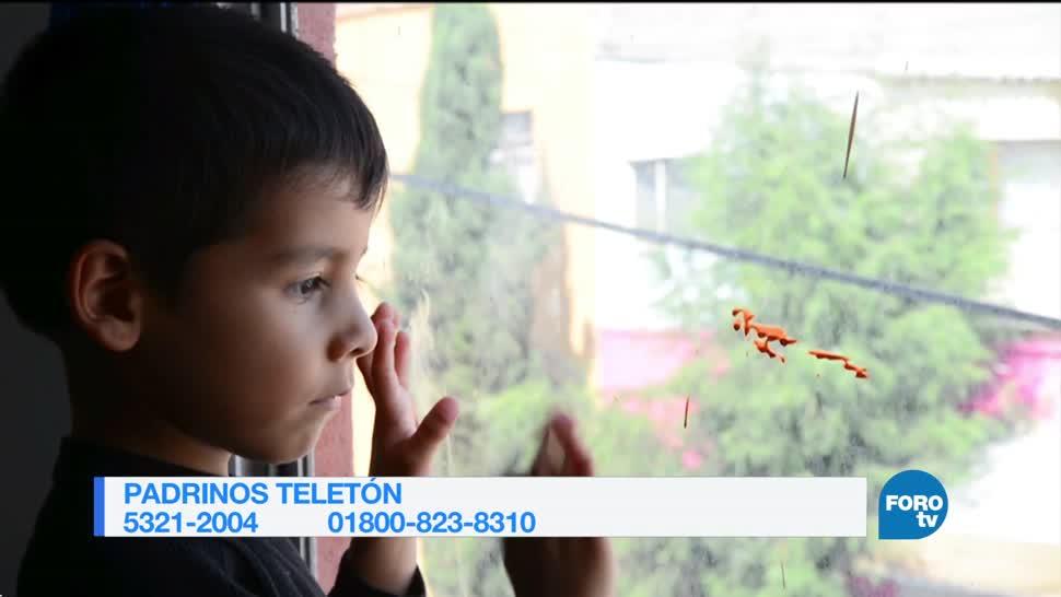 97 mil niños, discapacidad, cáncer, autismo, centros Teletón