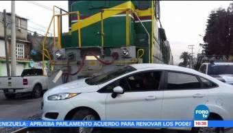 Tren Embiste, Auto, Estado De Mexico Edomex, Tlalnepantla