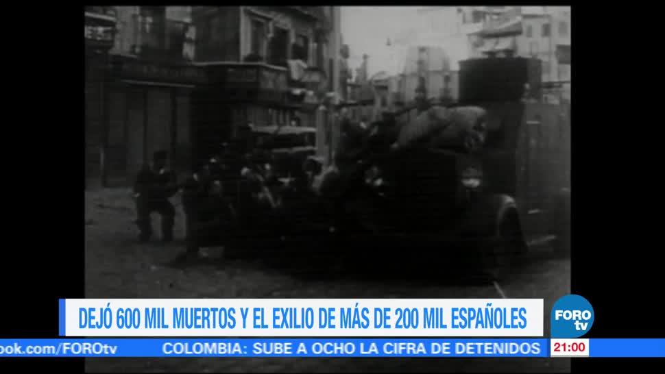 Noticias, forotv, Efeméride, En Una Hora, Sublevación, Ejército de España
