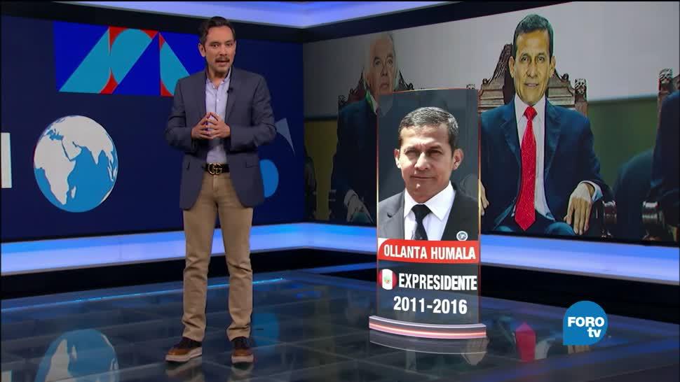 noticias, forotv, Expresidentes, Perú, cárcel, investigados por corrupción