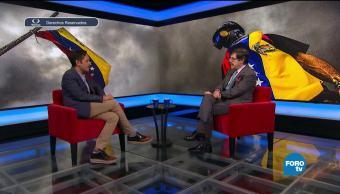 noticias, forotv, Genaro Lozano, entrevista, Gabriel Guerra, Maduro