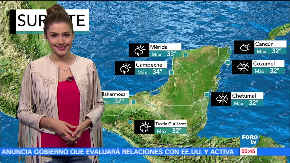 tormenta tropical, costas mexicanas, canales de baja presión, lluvias