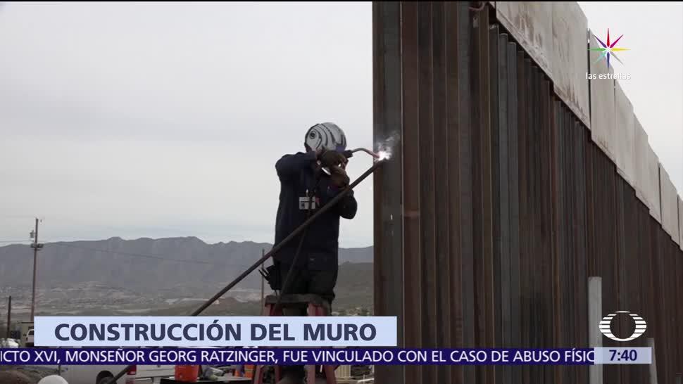 semanario Texas Observer, preparativos, construcción del muro fronterizo, McAllen