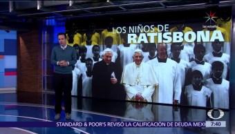 547 niños alemanes, abuso sexual, Coro de Ratisbona, hermano de Benedicto XVI