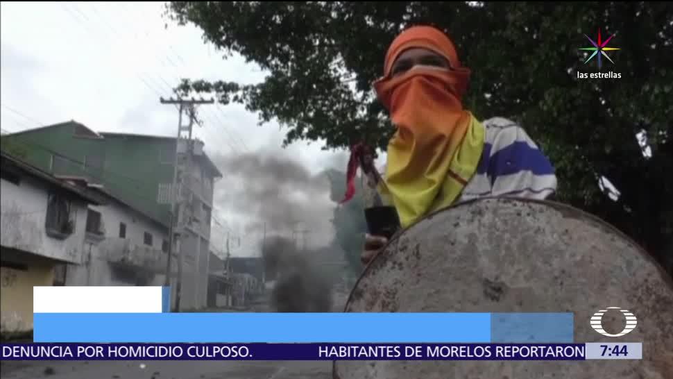 96 muertos, 16 semanas de protestas, régimen de Nicolás Maduro, Venezuela