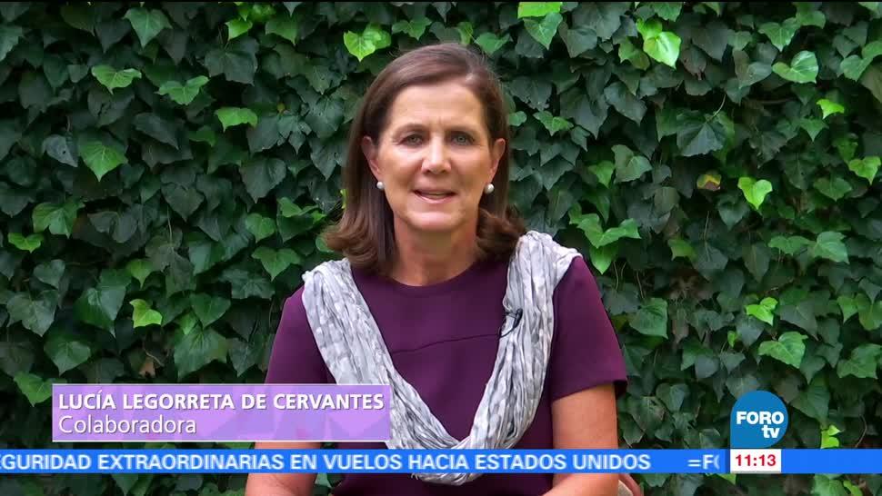 Lucía Legorreta de Cervantes, presenta, reportaje, papás millennials