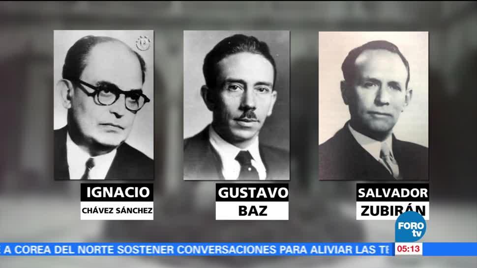 Academia Nacional de Medicina, 150 años, historia, pensadores científicos, México