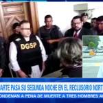 notivias, forotv, Javier Duarte, segunda noche, Reclusorio Norte, exgobernador