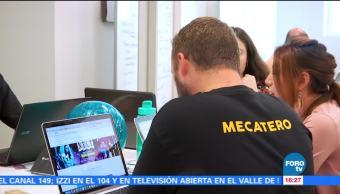 noticias, forotv, MECATE 2017, emprendedores, programa, Mecate