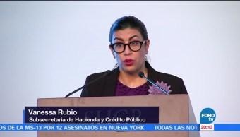México, tiene, sistema, pensiones fuerte, subsecretaria SHCP, vanessa rubio