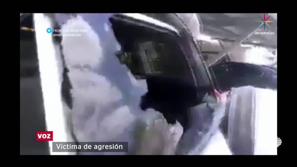 Atacan, balazos, familia, Reynosa, Monterrey, Texas