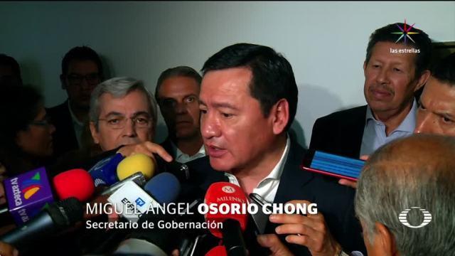 Osorio Chong, pide tener fe, PGR, Caso Duarte, PGR, Javier Duarte
