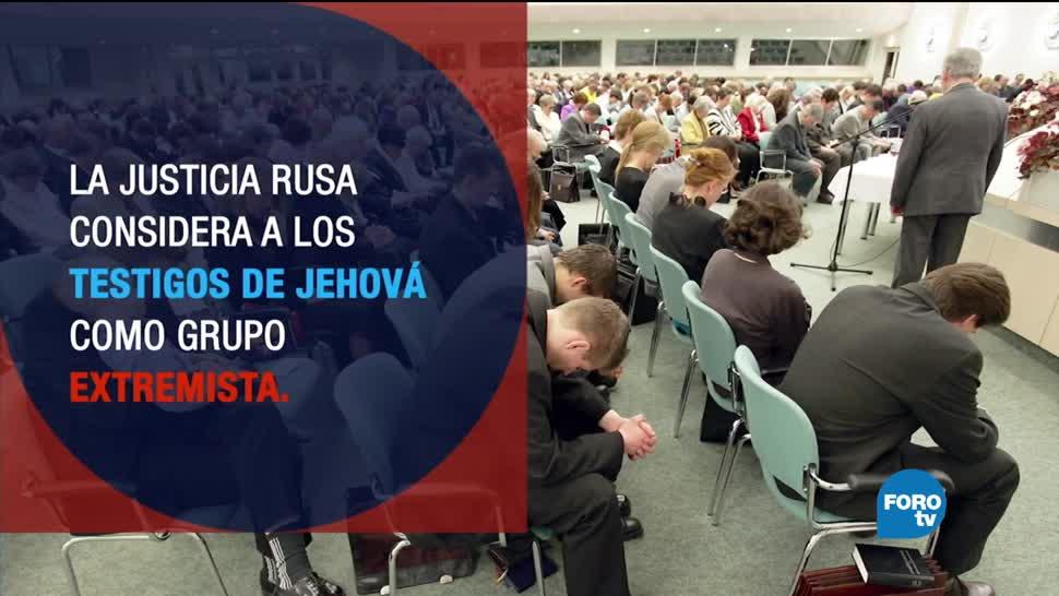 Rusia, prohíbe, testigos, Jehová, Adeptos, religión prohíbida