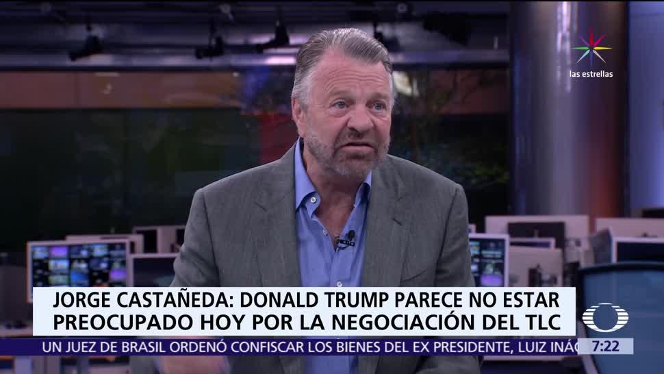 Jorge Castañeda, Donald Trump, gabinete, Rusia