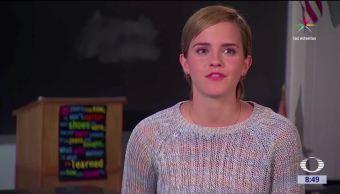 Emma Watson, olvida anillos, spa de Londres