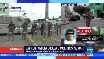 Fuerzas Federales, abaten, narcomenudeo, Tláhuac
