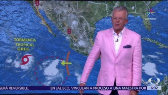 noticias, televisa, Despierta con Tiempo, Tormentas intensas, Chihuahua, Sinaloa y Nayarit