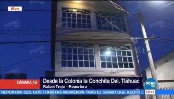 noticias, televisa, Difunden imágenes, interior, casa cateada, Tláhuac