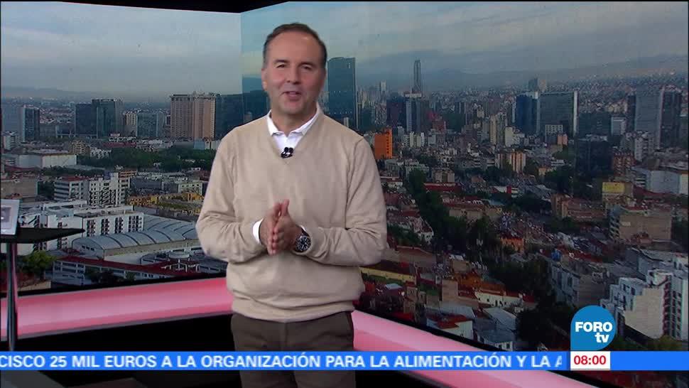 noticias, forotv, televisa, Así arranca, Matutino Express, Esteban Arce