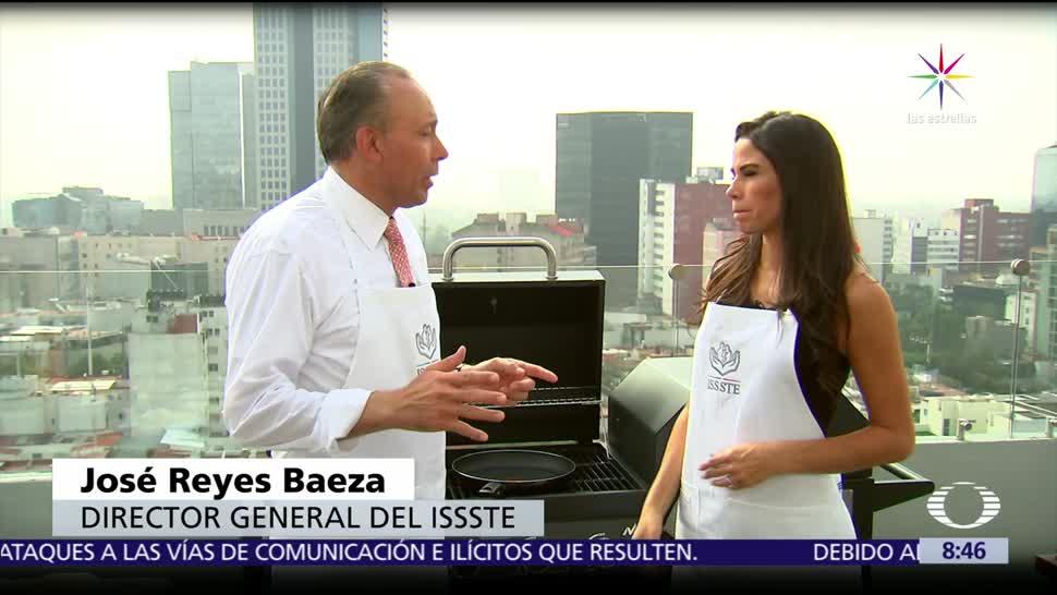 noticias, televisa, Conociendo, José Reyes Baeza, ISSSTE, machaca