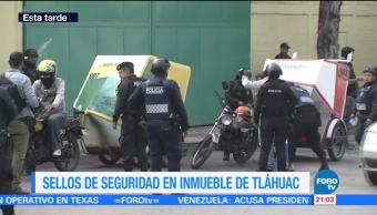 Segundo Día, Operativo, Enfrentamiento, Tlahuac, Presencia policiaca, Patrullajes