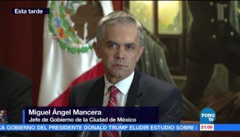 Mancera Se Reúne Secretario Marina Vidal Francisco Soberón Secretario de Marina Operativo enfrentamiento