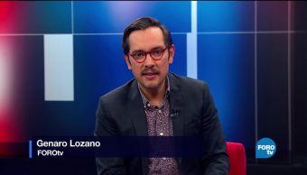 Genaro Lozano, Entrevista, Jacqueline L'Hoist, Copred, CDMX, Discriminación