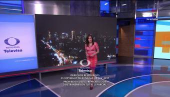 Las noticias, Danielle, Dithurbide, Programa