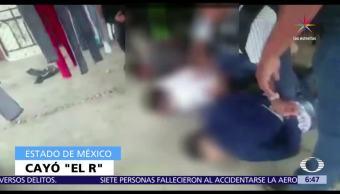 Detienen al líder, célula del CJNG, Edomex, Cartel Jalisco Nueva Generación