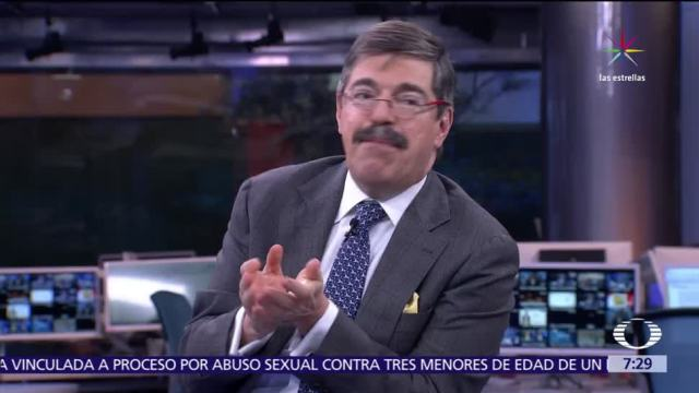 Gabriel Guerra, Despierta con Loret, Sean Spicer, vocería, Casa Blanca