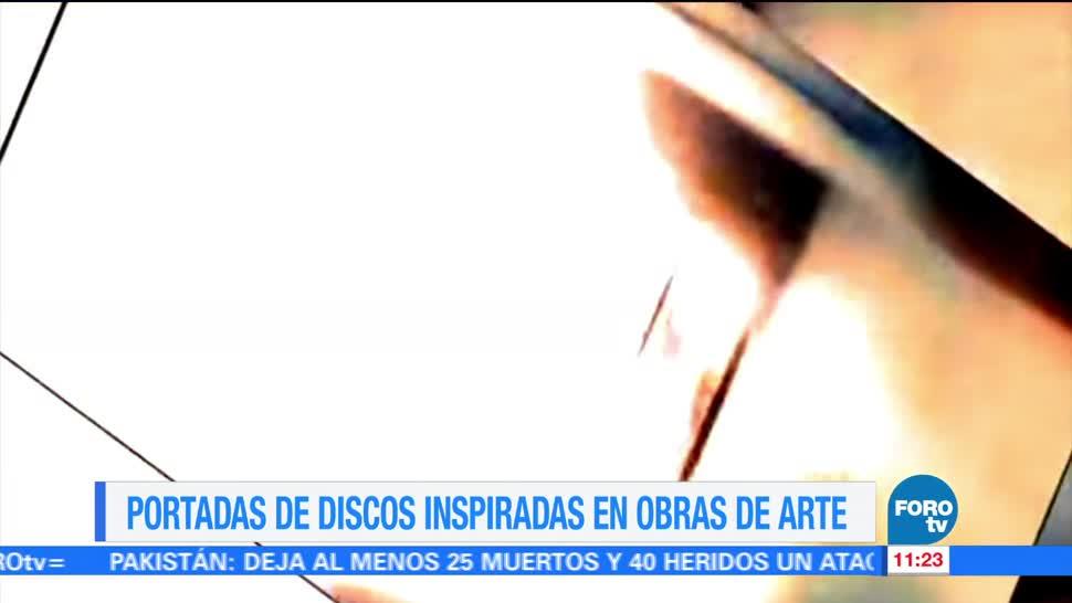 Sofía Escobosa, portadas de discos, inspiradas, obras de arte