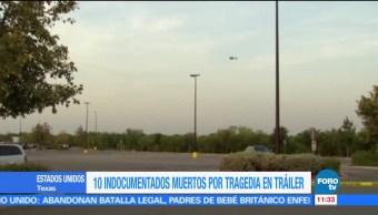 Diez Muertos Tragedia Trailer EU