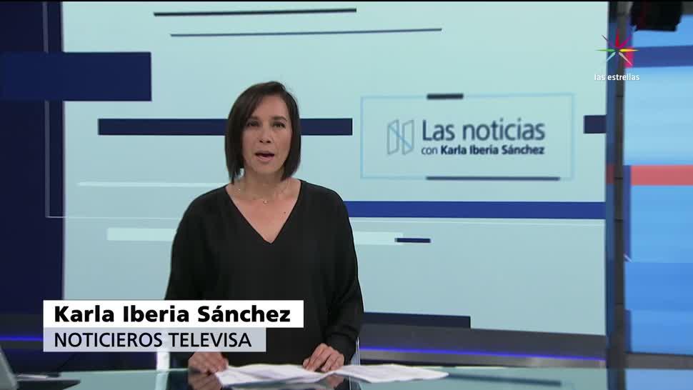 Las noticias con Karla Iberia, Programa, completo, julio 2017