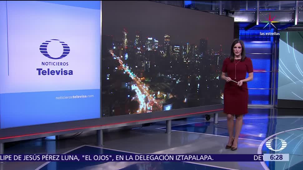Las noticias, Danielle Dithurbide, Programa, 2017